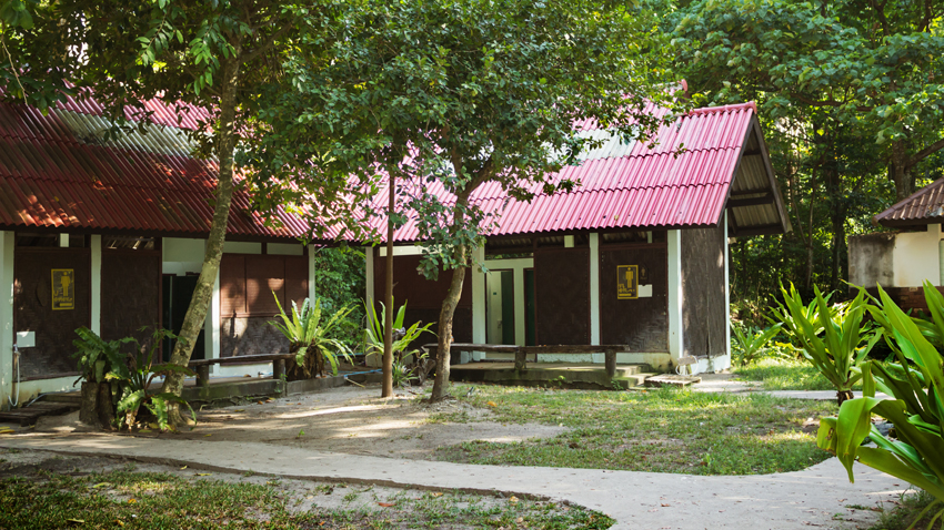 Similan Islands Accommodations