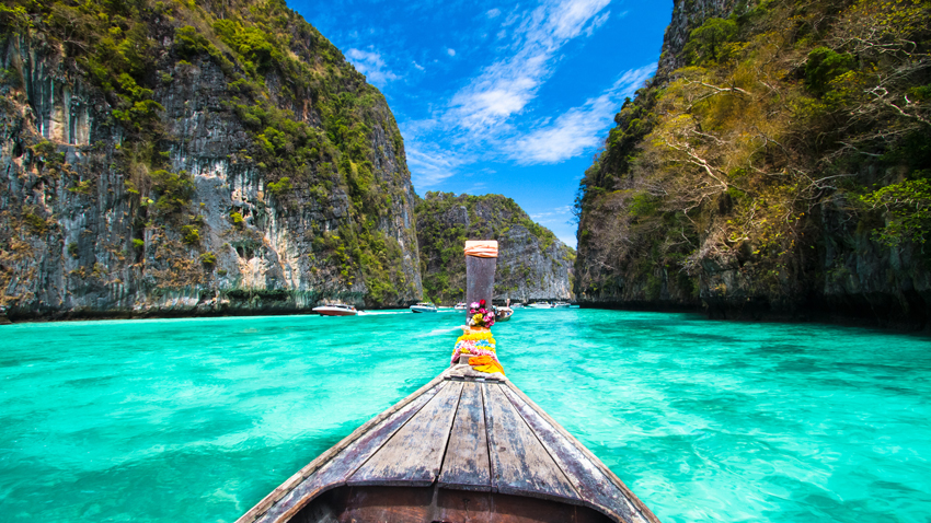 Best islands in Thailand