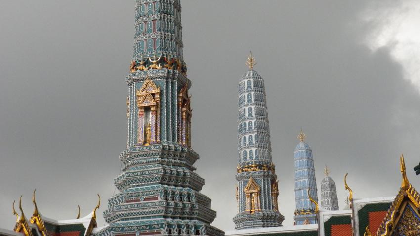 Wat Arun Bangkok view